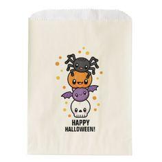 #Halloween Treats candy bag - #halloween #party #stuff #allhalloween All Hallows' Eve All Saints' Eve #Kids & #Adaults