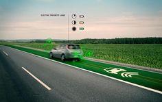 Smart Highway by Daan Roosegaarde and Heijmans.