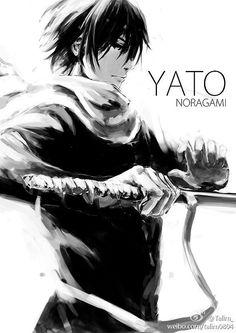 Yato | Noragami | ♤ Anime ♤