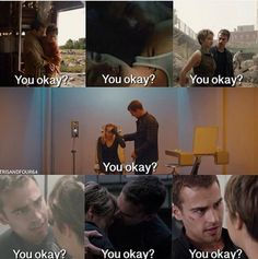 Tobias, I think she's okay.