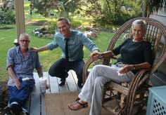 billy b, brian walls and billy's mom ruth brasfield