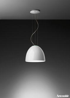 Die #Artemide Designleuchte #Nur im Design von Ernesto #Gismondi