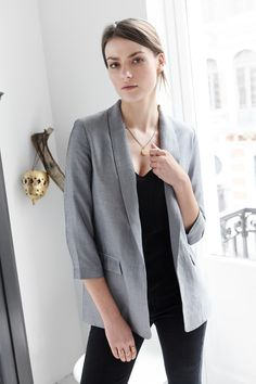 Collection Mars/Avril Les Comptoirs d'Orta / Veste Maurice #lescomptoirsdorta www.lescomptoirsdorta.com