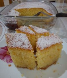 Greek Desserts, Greek Recipes, Vanilla Cake, Cake Recipes, Food And Drink, Cooking Recipes, Favorite Recipes, Baking, Eat