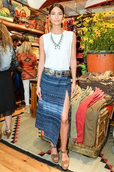 Best dressed - Lily Aldridge