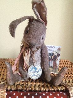 Peter Rabbit Club Hare, by Wendy Meagher.