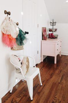 Shared Girls Room / Nursery & Children's Room Spaces