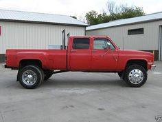 How about some pics of crew cabs - Page 18 - The 1947 - Present Chevrolet & GMC Truck Message Board Network Dually Trucks, Gm Trucks, Diesel Trucks, Cool Trucks, Pickup Trucks, Cool Cars, 87 Chevy Truck, Lifted Chevy Trucks, Chevrolet Trucks