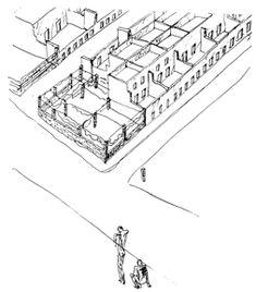 Quinta da Malagueira // Construction sequence