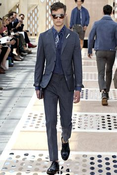 Louis Vuitton SPRING/SUMMER 2014 MENS