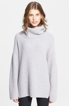 Cowl Neck Sweater from @nordstrom - so cozy looking #nordstrom