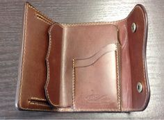 Mini Wallet / 88's Leather