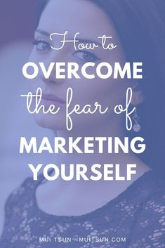 Entrepreneur Discover How to Overcome the Fear of Marketing Yourself - Mui Tsun How to overcome the fear of marketing yourself: Learn strategies that will make marketing yourself easier and more enjoyable. Creative Business, Business Tips, Online Business, Social Media Tips, Social Media Marketing, Email Marketing, Digital Marketing, Growth Mindset Quotes, Best Friendship Quotes