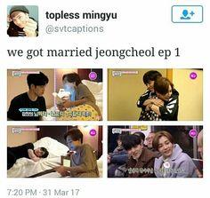 Omg my dream come true yess Jeongcheol rise