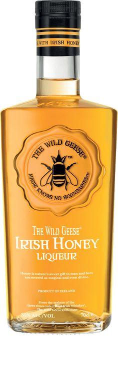 Wild Geese Irish Honey PD