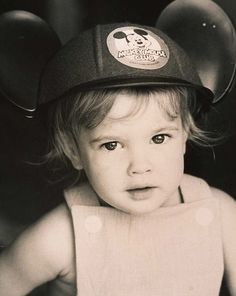 Drew Barrymore/••••Another child actor who was pushed and ...