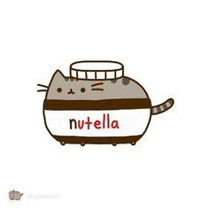 pusheen nutella - Google Search