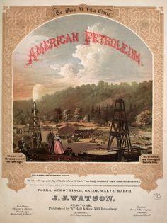 American Petroleum Polka sheet music