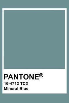 This is a blue with a warmer tone. Pantone Tcx, Pantone Swatches, Pantone 2020, Color Swatches, Colour Pallete, Colour Schemes, Color Trends, Color Combinations, Pantone Colour Palettes