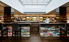 BOOKSTORES! T Site bookstore by Klein Dytham architecture, Daikanyama - Japan