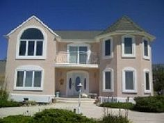 Sunset Castle - Waterfront, Steps to Beach, Incredible SunsetsVacation Rental in Cape May from @homeaway! #vacation #rental #travel #homeaway