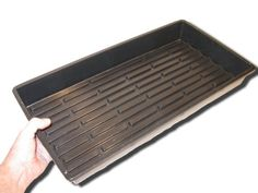 "Plant Tray – Quadruple thick .065""/1.7MM (same as a quart..."