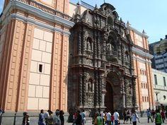 Iglesia de la Merced - Lima, la ciudad de los reyes. | Viajeros