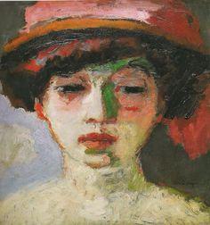 "Pablo Picasso, ""Fernande Olivier"""