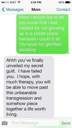 This mom who lived with guilt for too long… | 29 Parents Who Are Clearly Way Better At Texting Than Their Kids
