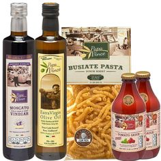 Papa Vince Italian Gourmet Gift Basket made in Italy from fresh ingredients grown in Sicily. Low Glycemic Pasta, Low Acid Marinara Sauce, Vegan, NON GMO, No Pesticides, No Additives Sensitive Stomach Balsamic Vinegar Of Modena, Natural Spice, Italian Spices, Gourmet Gift Baskets, Marinara Sauce, Best Appetizers, Gourmet Recipes, Italian Recipes, Belize