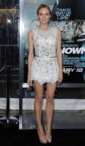 diane kruger white lace dolce and gabbana