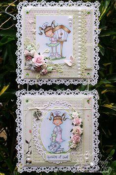Cheryl Alger Designs : Kraftin Kimmie Stamps