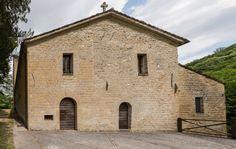 Chiesa di Santa Maria in Casalicchio #terredelpiceno