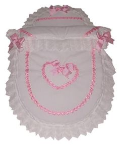 Dolls-pram-quilt-set-will-fit-Silver-cross-coach-built-dolls-pram
