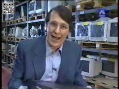 Bill Gates parodia de Joaquín Reyes