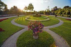 Kammergarten at Schönbrunn Palace, Vienna, Austria.  http://www.schoenbrunn.at/en/things-to-know/gardens.html