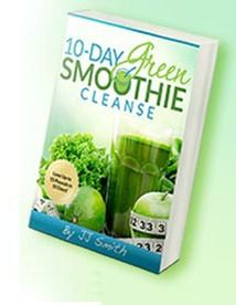JJ Smith fell victim to mercury poisoning and created the 10-Day Green Smoothie Cleanse to help with her recovery. Now it's a bestselling book.