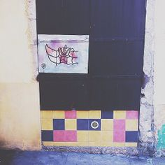 StreetArt - Goldorak, Sète (France) also on vscogrid : botturadamien.vsco.co