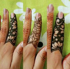Mehndi Finger Henna Designs, Mehndi Designs Book, Modern Mehndi Designs, Mehndi Design Pictures, Bridal Henna Designs, Mehndi Designs For Fingers, Beautiful Henna Designs, Henna Tattoo Designs, Mehndi Images