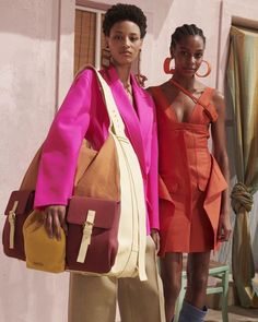 Exclusive Backstage Photos from Jacquemus Fall/Winter 2019 Jacquemus Bag, Check Coat, Milan Fashion Weeks, Fashion Books, Backstage, Editorial Fashion, Going Out, Night Out, Fall Winter