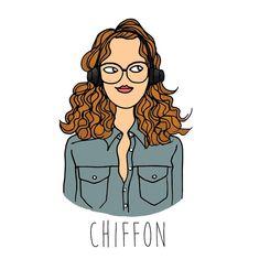 """Connaissez vous """"Chiffon"""" ? Je vous en reparle très vite @valerietribes"""