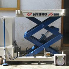 We Manufacture And Export Hydraulic Lift With