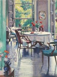 Francis Campbell Boileau Cadell - painting