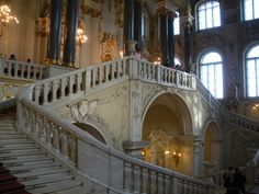 I want to see the Winter Palace in Russia, I love the movie Anastasia