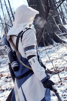 Assassins Creed III Connor (Nox D Martinez), Cozpho photography