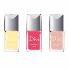 Dior vernis summer