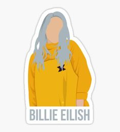 Terrific Snap Shots Printable Stickers billie eilish Tips One of several many delights of your internet can be printables Now i am staying kind of crazy a Meme Stickers, Tumblr Stickers, Phone Stickers, Cool Stickers, Printable Stickers, Ukulele Stickers, Preppy Stickers, Billie Eilish, Homemade Stickers