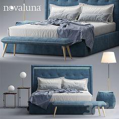 Кровать Novaluna PRINCE