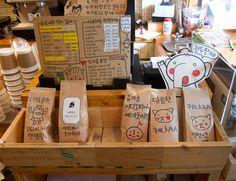 Indie Coffee Shop Korea
