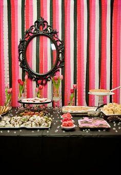 Desserts Buffet Party
